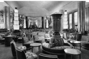 Tea in the Grand Salon Normandie