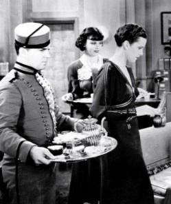 tea service 1930s