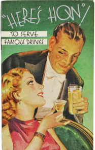 Here's How to Serve Drinks