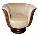 French Swivel chair