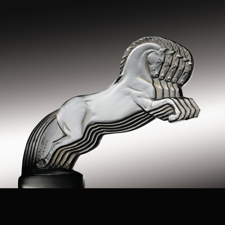 Jacque Cartier French Art Deco Horse Bookends Just Added