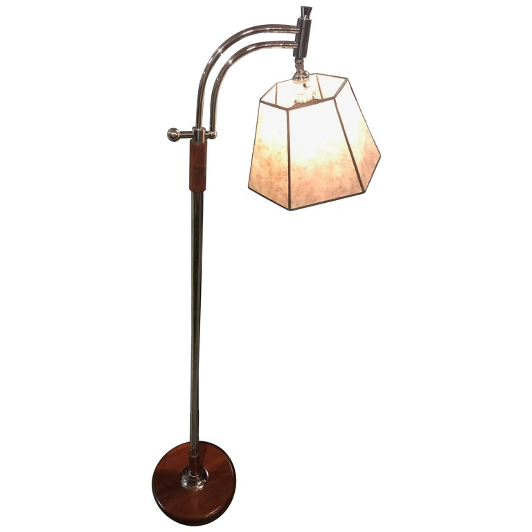 Art Deco Floor Lamp Beauteous Art Deco Lighting For Sale Torchiere And Floor Lamps Art Deco