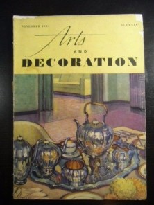 Arts Decoration 34