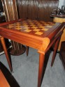 Art Deco Game Table Complete With So Many Pieces