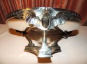 Silver Centerpiece with Eagles by WMF