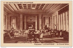 Raymond Leon Rivoire Normandie Grand Salon