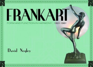 Frankart Lamp Nude Silver Original Pristine 10 Inch Crackle Glass Globe Statue
