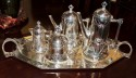Silver Tea Set WMF Art Nouveau