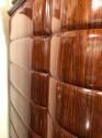 Dassi Moderne Itallion Large Custom Art Deco Armoire 6 Doors