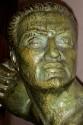 Lucien Gibert Bronze Statue The Archer French Art Deco Sculptor