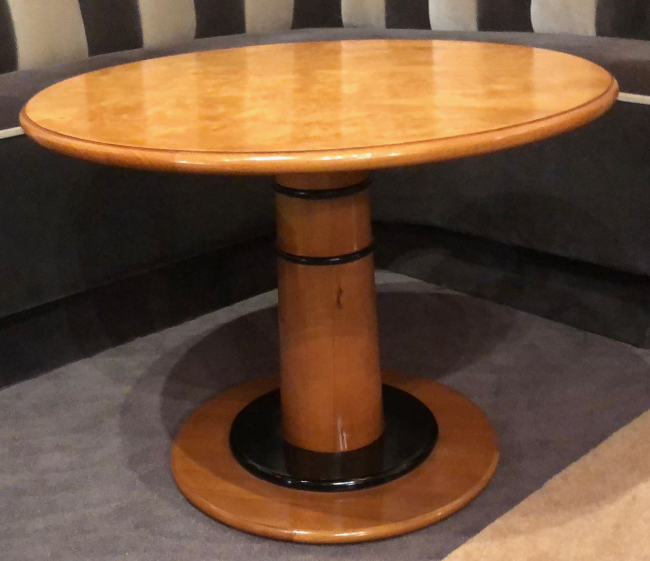 Small Round Glass Dining Table