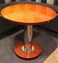 Custom Art Deco Cocktail Side Table