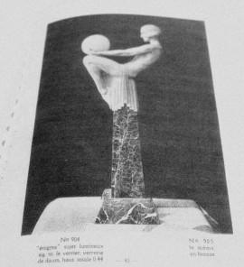 LeVerrier catalogue