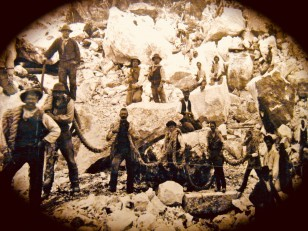 Italian Marble Quarry Workers