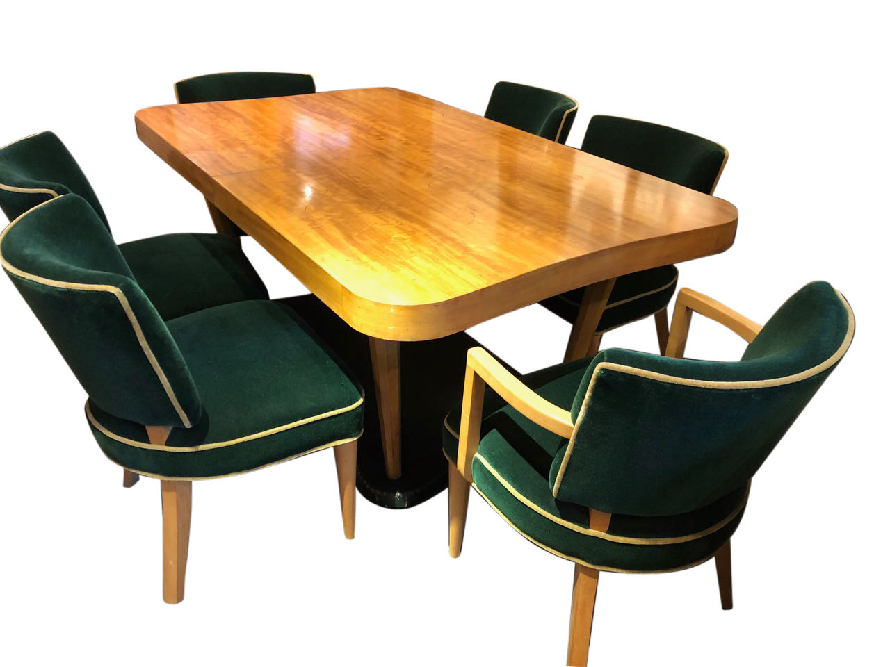 Art Deco Dining Room Furniture for sale | Tables and Chairs ...