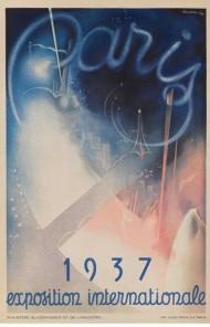 Paris 1937 Poster