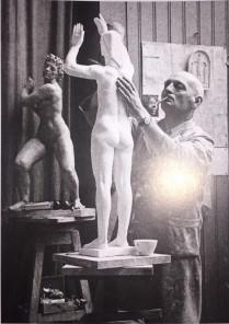 Alphonse Darville Sculptor
