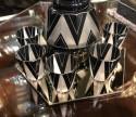 Czech Modernist Decanter Set Art Deco