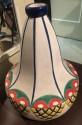 Longwy Cloisonné  Art Deco Vase