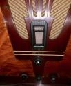 Art Deco Philco Tombstone 16B circa 1935 Restored Tube Radio Bluetooth