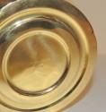 Art Nouveau Polished Brass Champagne Cooler