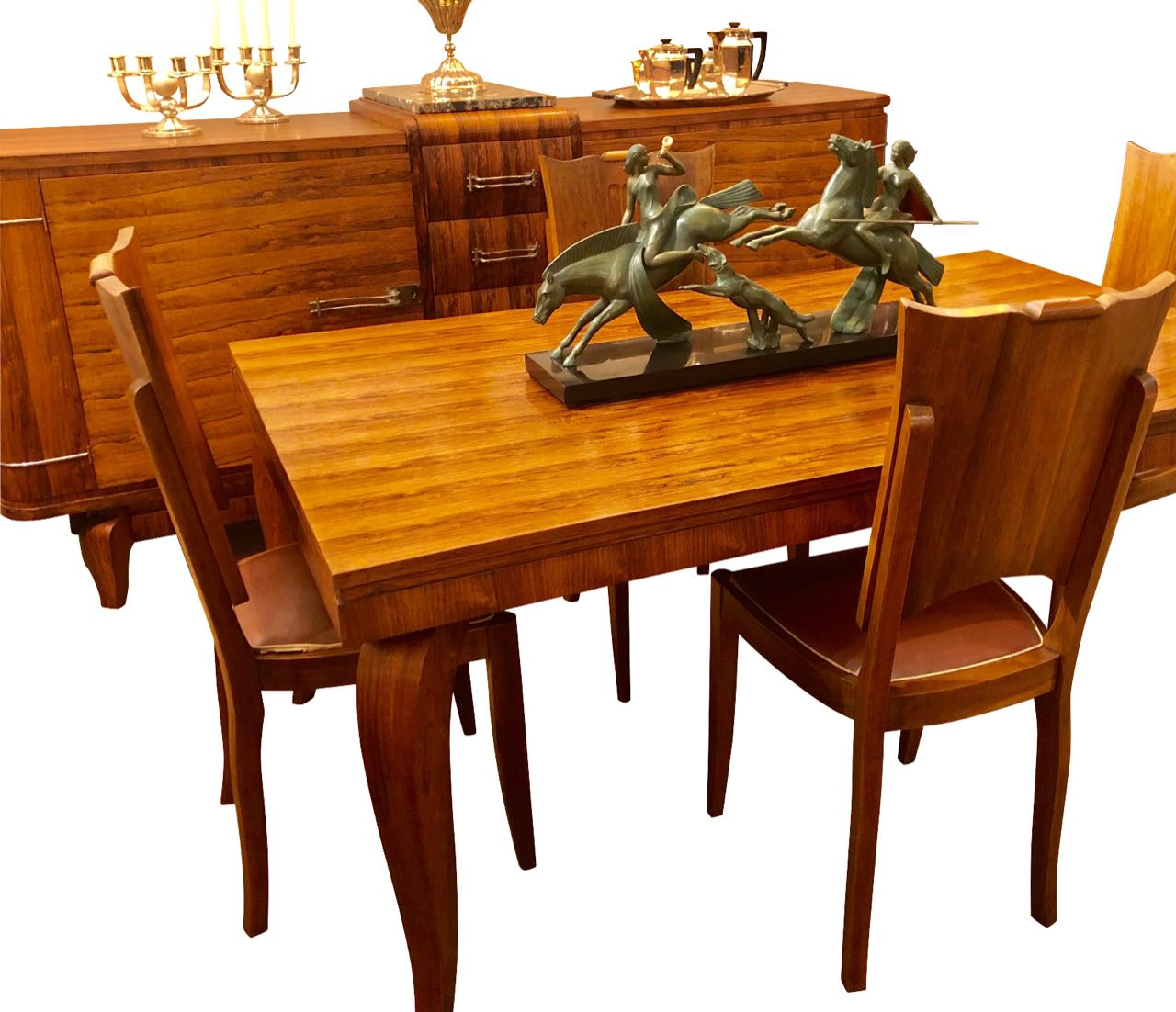 Prime Art Deco Dining Room Furniture For Sale Tables And Chairs Machost Co Dining Chair Design Ideas Machostcouk