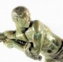 Art Deco Sculpture by Pierre Le Faguays