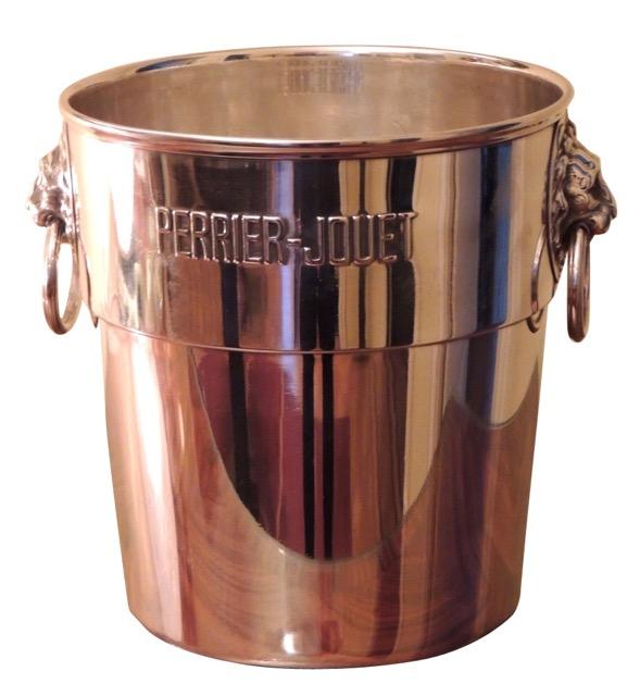 Silver Ice Bucket for Perrier Jouet