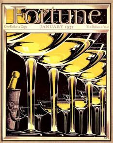Fortune Cover Champagne
