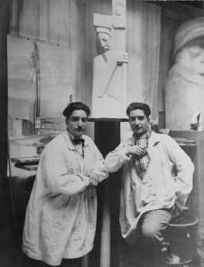 Frères Martel circa 1920