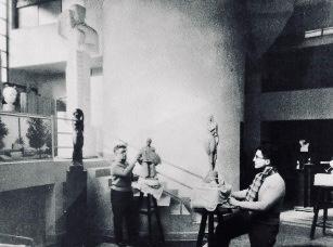 Martel Brothers in Studio