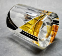 Art Deco Decanter Whiskey Set Karl Palda