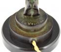 Original Max Le Verrier Light Lueur Smallest Clarte Sculpture