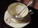 Art Nouveau Silver Dessert Spoon Set by WMF