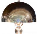 Jacques Adnet French Art Deco Machine Age Art Deco Lamp