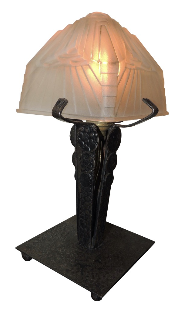 Art Deco Lighting for Sale   Table Lamps   Art Deco Collection
