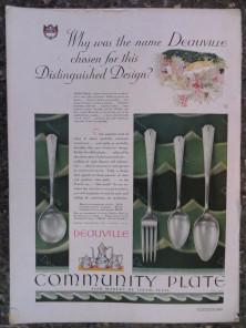 Deauville Advert.