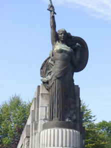 monument des fusiliers by Bernaerts