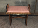 Art Deco Bench for Vanity or Piano