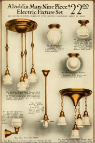 vintage light catalogue