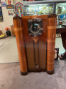 Zenith Art Deco Radio  Shutter Dial  9S365 Stars and Bars Tube with Bluetooth