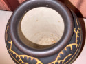 Boch Freres Charles Catteau Animal Stoneware Primitive Vase Art Deco