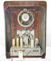American Bosch model 854T (1939) The Largest Tombstone Radio