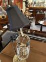 Adnet Glass Lamps