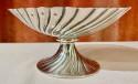 Josef Hoffmann for Wiener Werkstatte Vienna circa 1920 Silver Dish