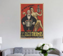 Josephine Baker Poster 1946 Auto - Thermos by Paul Mohr