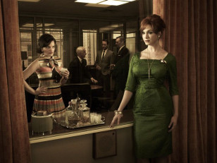 madmen and women decanter
