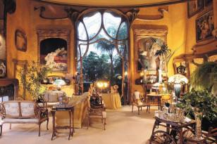 Art Nouveau Tea Room
