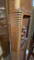 Raymond Loewy for Westinghouse Columaire Skyscraper Grandmother Clock Radio