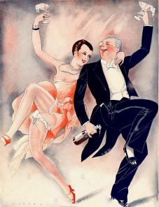 French IllustrationChampagne